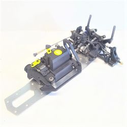 Hobao GPX4 1/10 Nitro Touring Car Roller Chassis USED