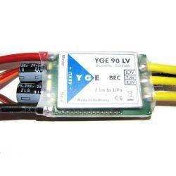 YGE 90A LV V4 Brushless Speed Controller NEW!