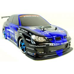 Subaru WRX Style Drift RC Car PRO Brushless