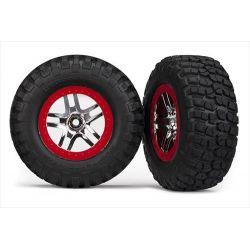 Traxxas Slash Tire & wheel SCT