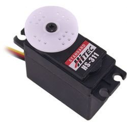 Hitec Analogue HS311 Standard Servo (High Impact Gears)