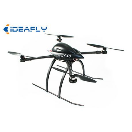 Idea Fly Ifly4S ARTF Aerial Photography Quadcopter