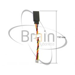 MSH Brain/iKon Governor Cable 150mm
