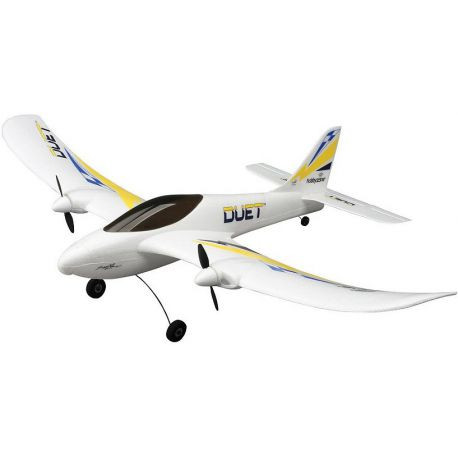 Hobbyzone Duet Easy To Fly Trainer RTF