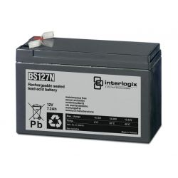 12V 7.2 Amp Field Box Battery