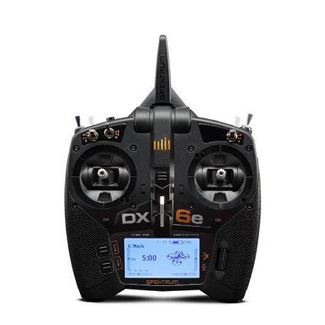 Spektrum DX6i DSMX Radio Only No Receiver