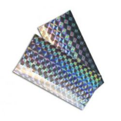 Reflective Blade Tape /Silver Rainbow 2pcs