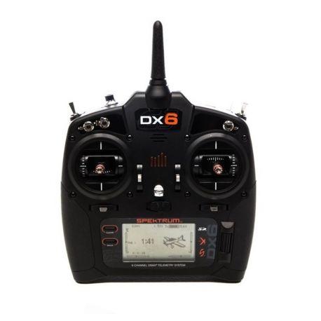 Spektrum DX6 G3 6-CH DSMX (No Receiver)