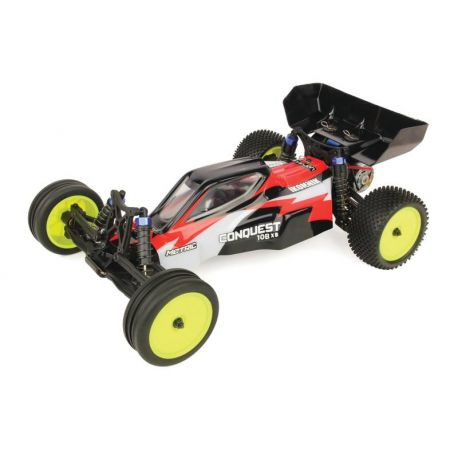 Helion Conquest 10B XB 2WD RTR Electric Brushed