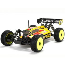 Losi 8IGHT-E RTR AVC 1/8th 4wd Buggy