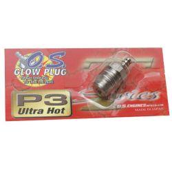 OS Engine Glowplug Type P3 (Ultra Hot)