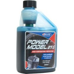 Deluxe Power Model 2T-S Oil 500ml