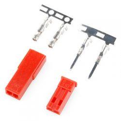 JST Connector Male & Female Plug Kit