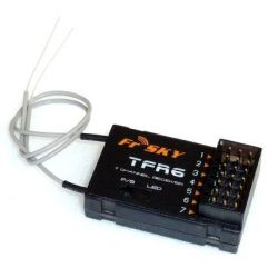 FrSky TFR6 7ch 2.4Ghz FASST Compatible