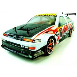 Toyota AE86 Trueno Elec Drift Car 1:10