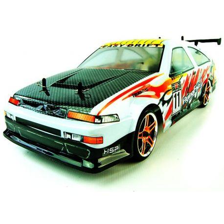 Toyota AE86 Electric Drift Car 4WD 1:10