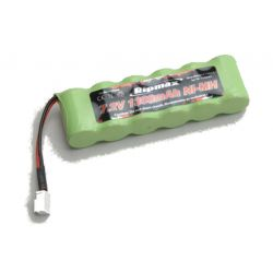 Battery 6 cell 7.2v 1300mAh Nimh Jackal/Husky