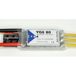 YGE 60A Brushless Speed Controller YGE60