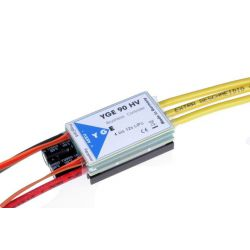 YGE 90 HV ESC Brushless Electronic Speed Controller V4