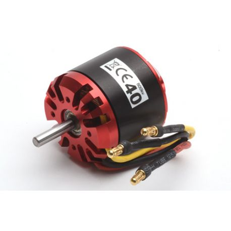 Ripmax quantum ii 40 electric rc plane brushless motor m for M and m motors