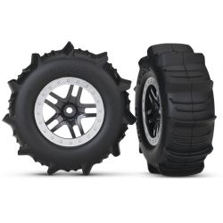 Traxxas Paddle Tyres Front/Rear