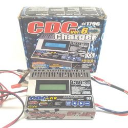 Eagle Racing CDC 6.0 Charger USED