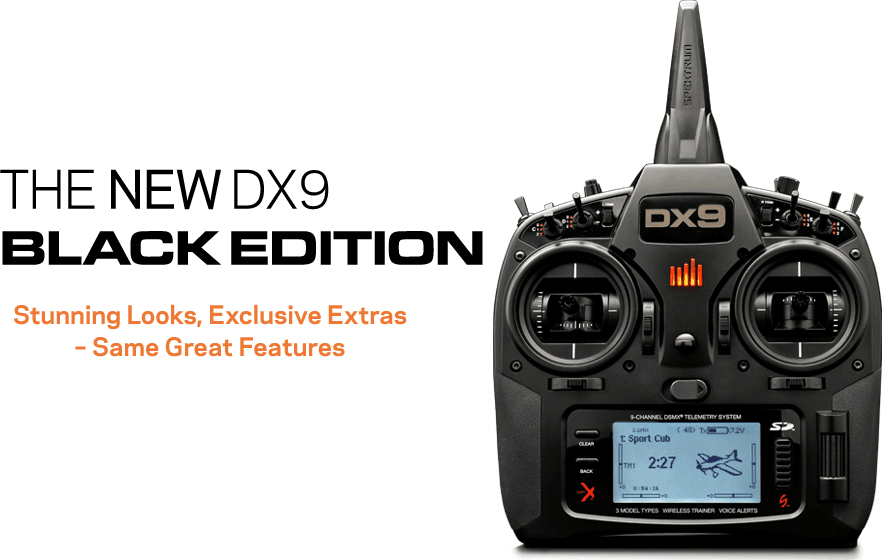 Spektrum DX9 LE
