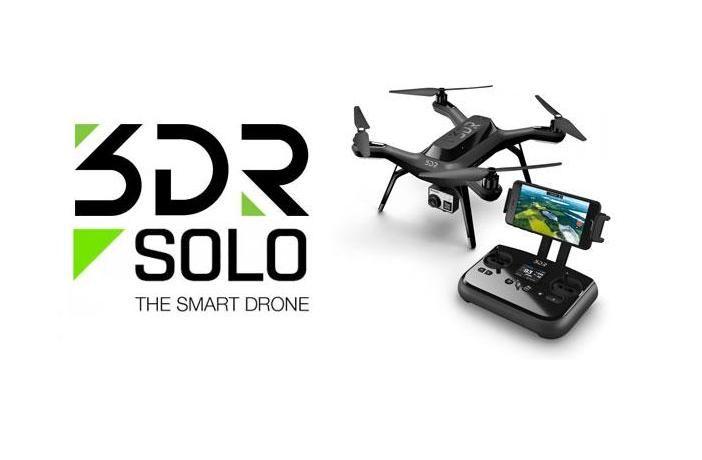3DR Solo Camera Gopro Drone Ireland