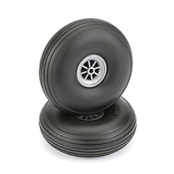 DU-BRO 3-3/4 (83mm) Smooth Surfer Wheels