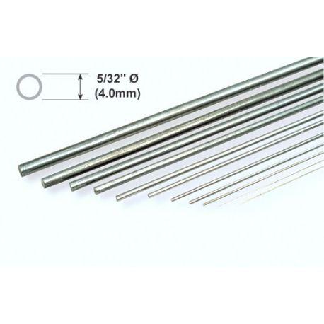"""Metal Rod K&S Piano Wire 5/32 x 36""""/3.99 x 914mm"""