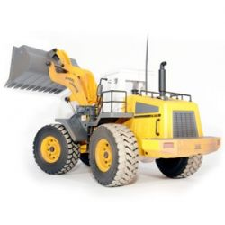 Hobby Engine Full Function Wheeled Loader