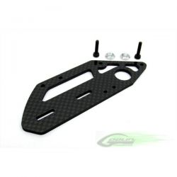 Goblin 700 Carbon Fiber Tail Case Side H0047-S