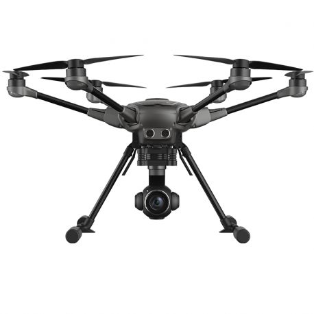 Yuneec Typhoon H Plus Bigger, Better, Bolder