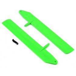 Blade 130X Fast Flight Main Rotor Blades Green
