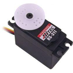Hitec Analogue HS311 Standard Servo (High Impact Gears)