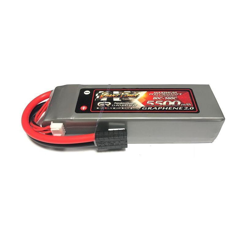 Traxxas Slash lipo Dinogy Graphene Hardcase LiPo Battery 3S 11 1V 5500mAh  80C LC-3S5500XTH dublin ireland