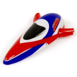 Twister Quad Canopy (Red Blue) (1) 6606005