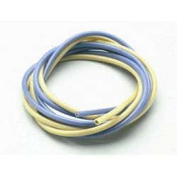 Protech Silicon Wire 2.5mm Y+BL 2x1M
