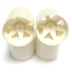 Plastic Wheels Rims 1/8 50x60x17mm
