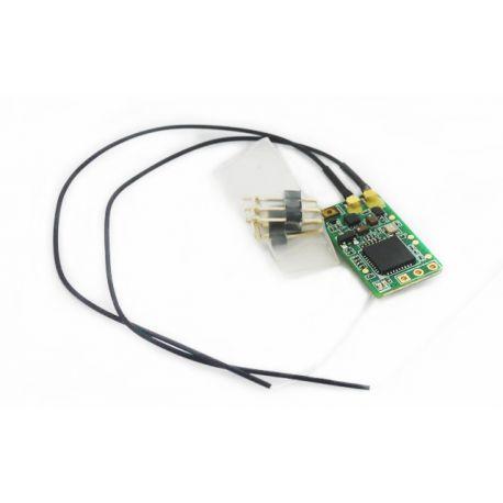 FrSky XM Plus EU-LBT 16ch Receiver SBUS