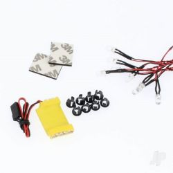 GT Power Plane And Helicopter LED System