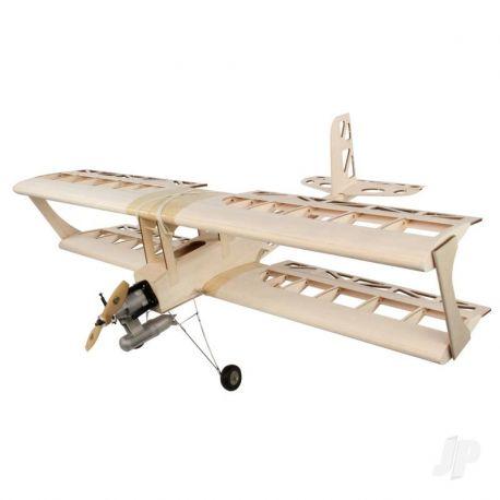 JP Panic Biplane Laser Cut Kit