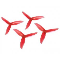 DAL T5045C Cyclone 3 Blade Red (2 pairs)