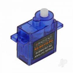 Radient Micro 9g Analog Servo