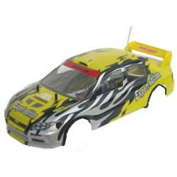 HBX Lancer Evo Body Shell 1/10 Electric Car