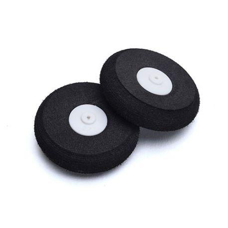 Keil Kraft Foam Wheel 38mm Diameter (Pair)