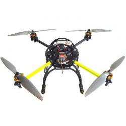 Quadcopter 450 Carbon Fiber Frame USED