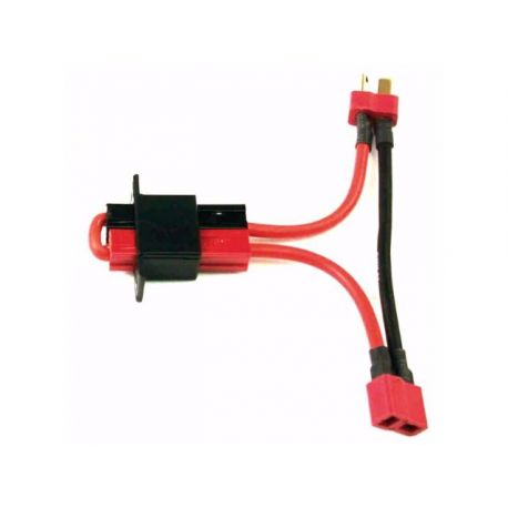 High Current Arming Switch Deans 12 AWG