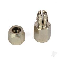 Helion Brushless Shaft Adapter Set