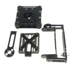 iFlight GoPro 2 Axis CNC Gimbal Frame USED